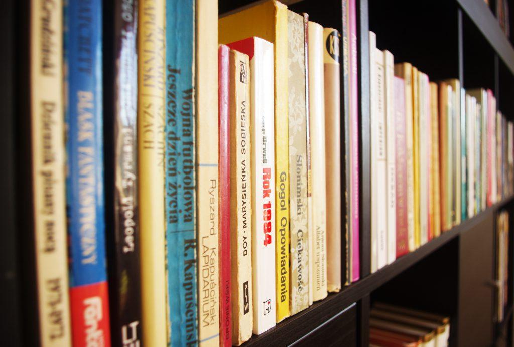 Książki, książki i jeszcze raz książki! :)
