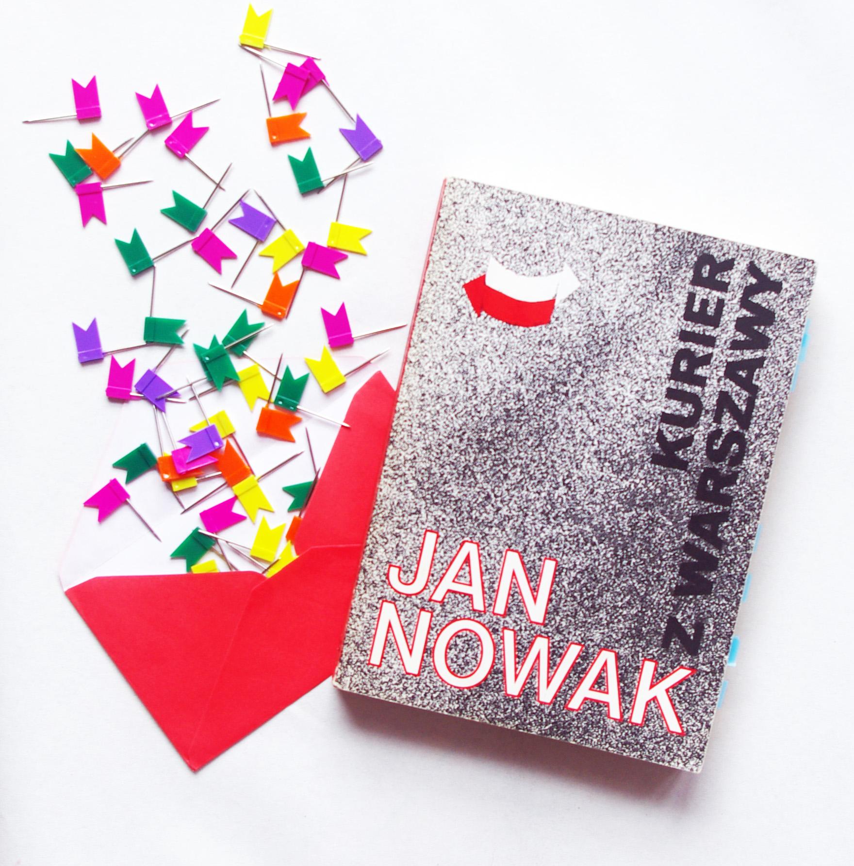 Kurier z Warszawy, Jan Nowak. Recenzja