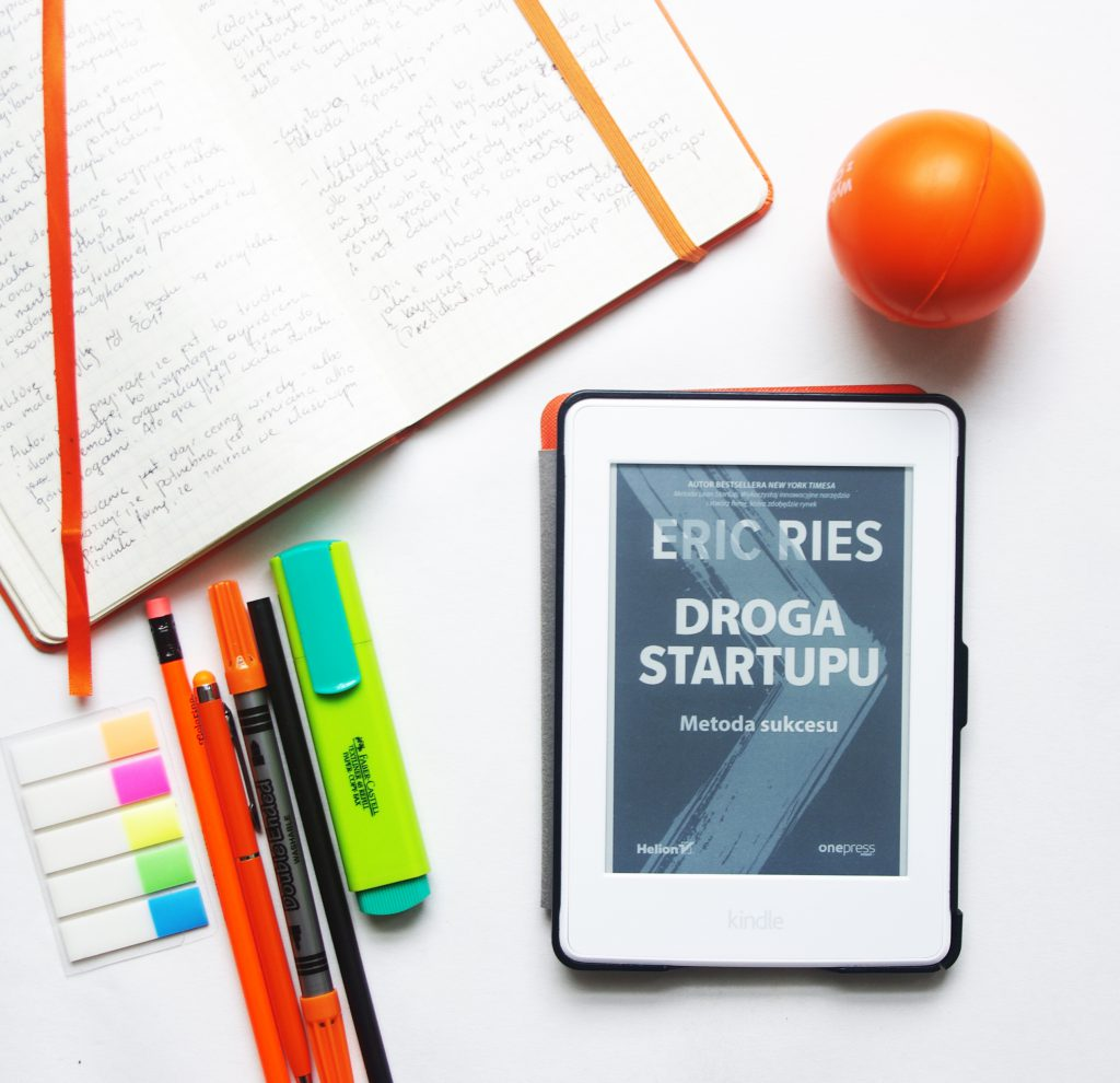 Droga startupu. Metoda Sukcesu, Eric Ries. Recenzja