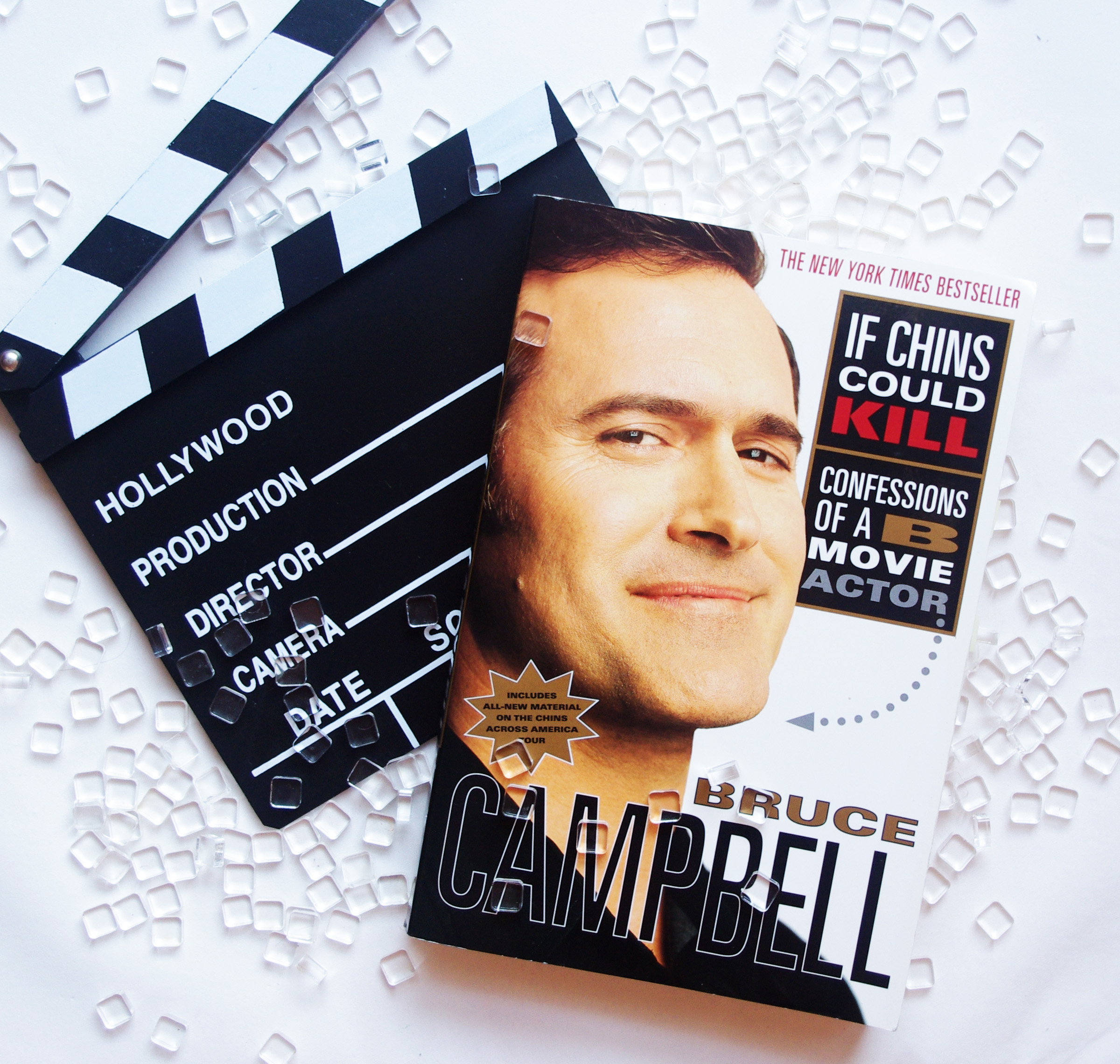 If Chins Could Kill. Confessions of A B Movie Actor. Recenzja