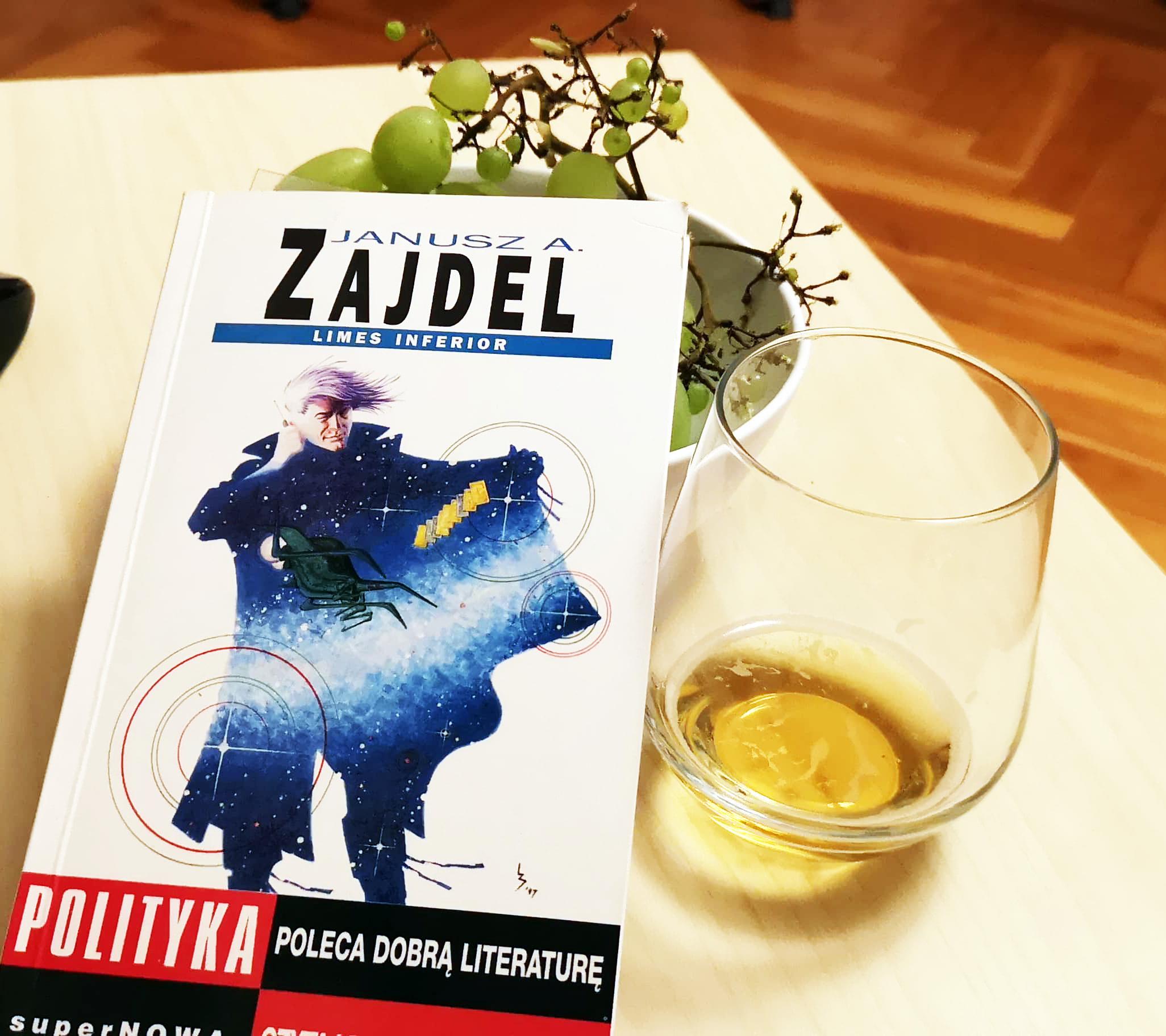 J.A. Zajdel, Limes Inferior. Recenzja