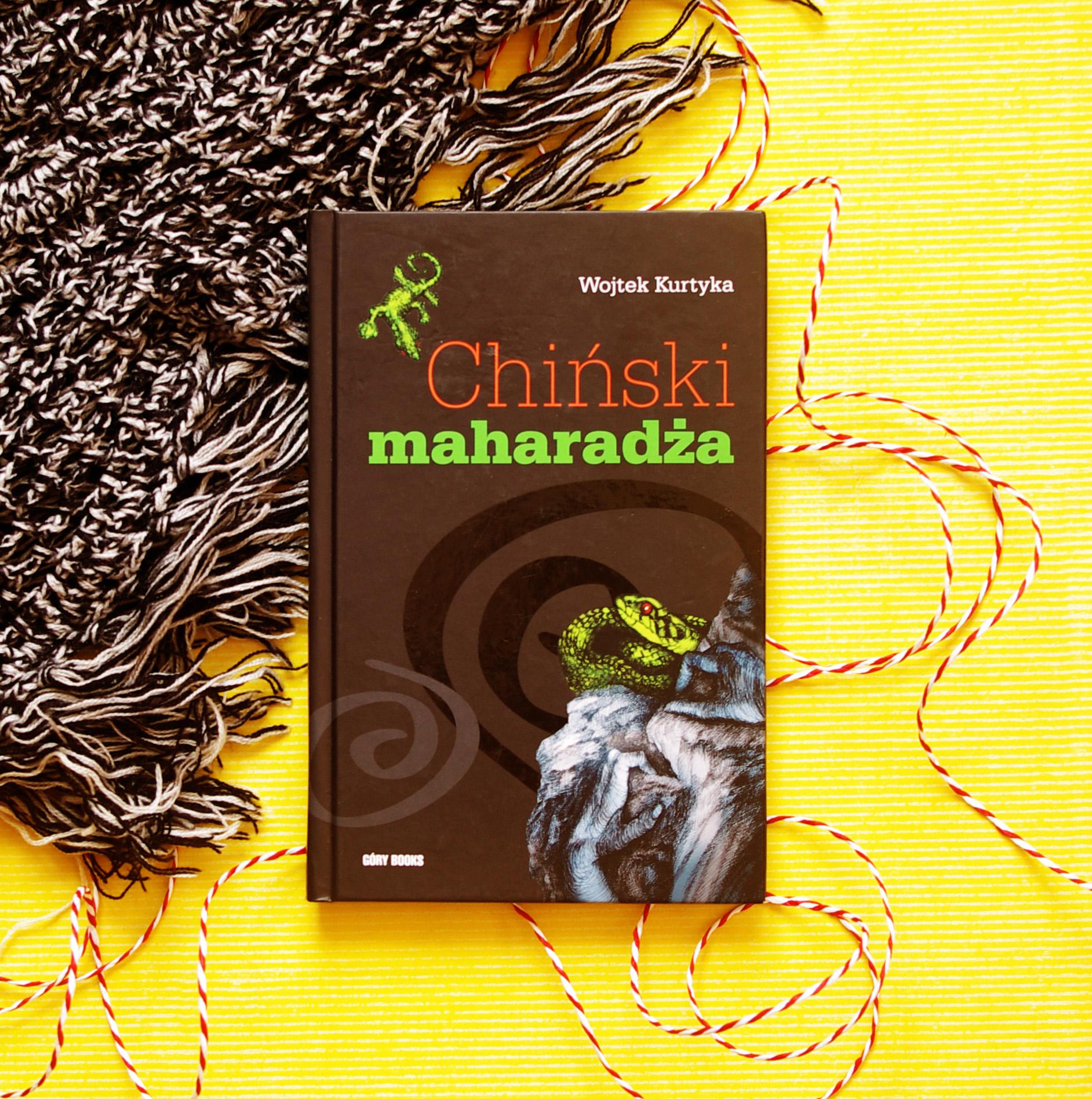 Chiński Maharadża