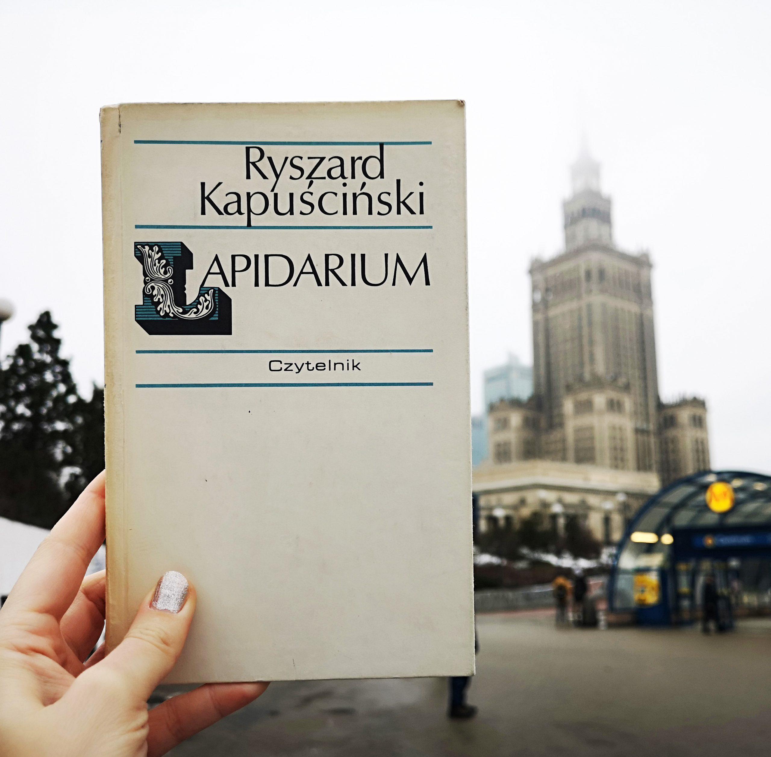 Lapidarium, R. Kapuściński
