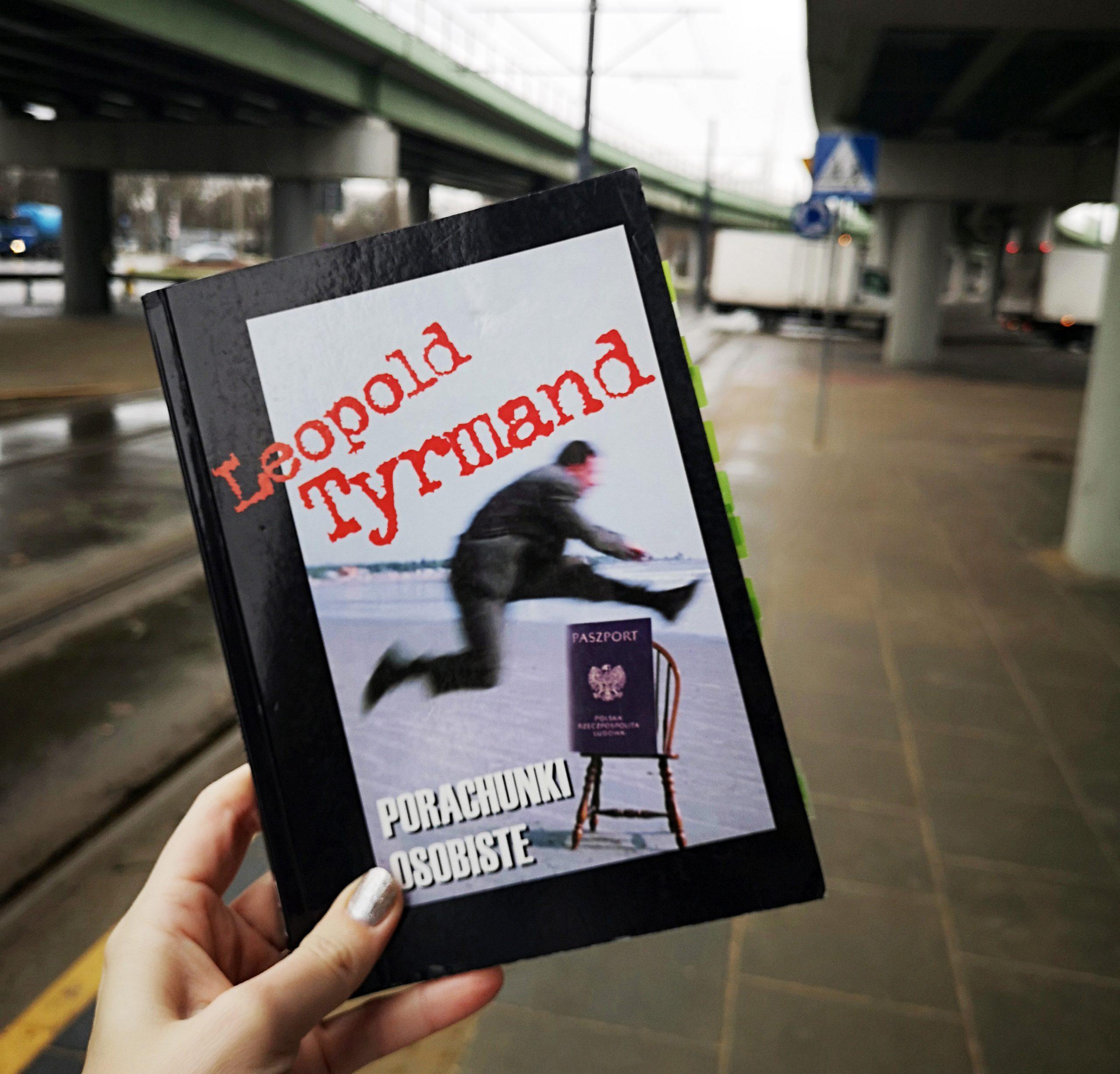 Porachunki osobiste, L. Tyrmand