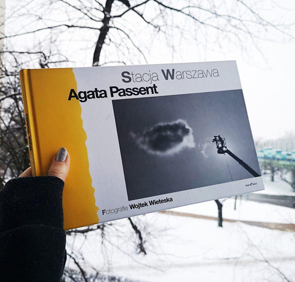 Agata Passent, Stacja Warszawa