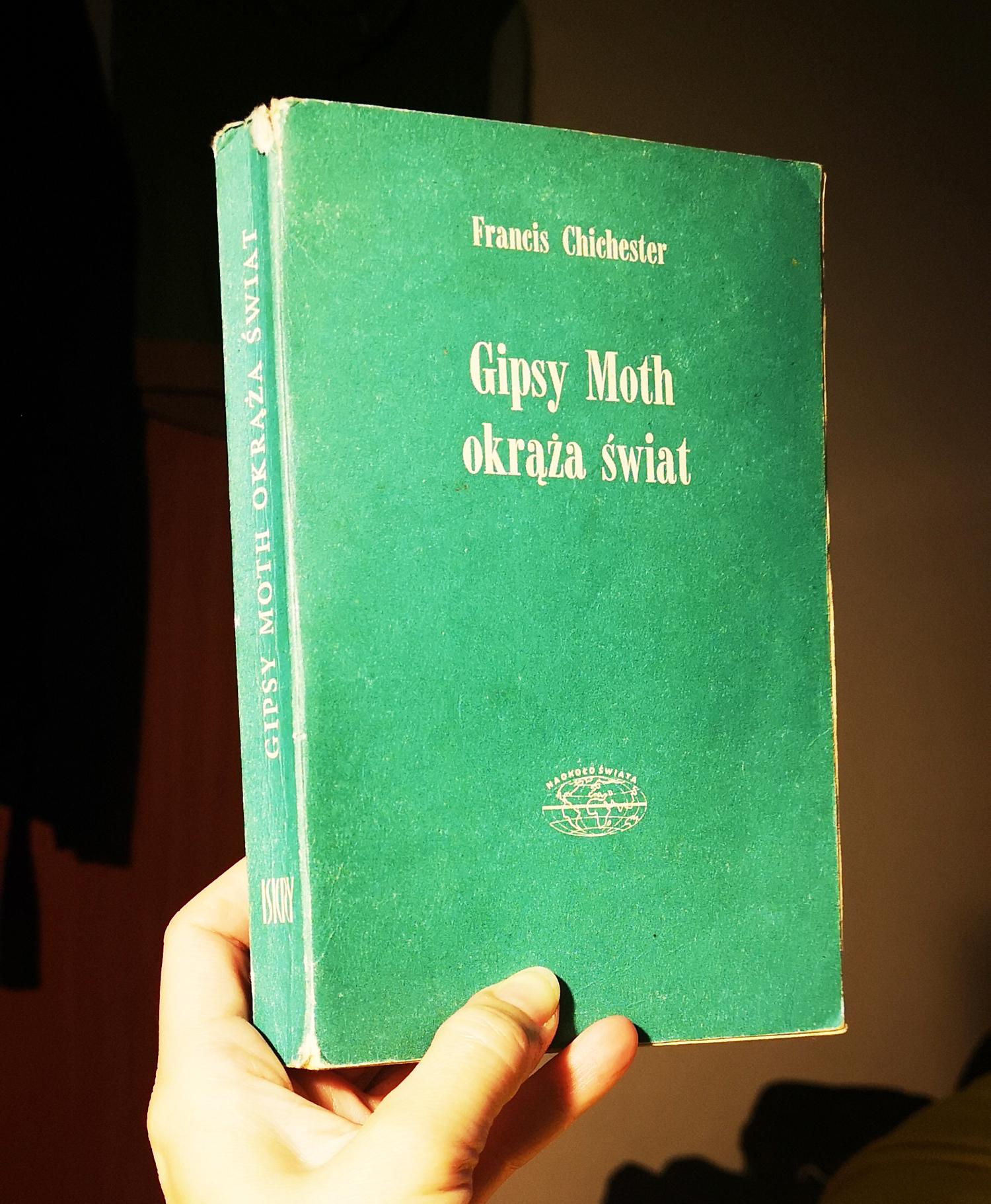 Gypsy Moth okrąża świat
