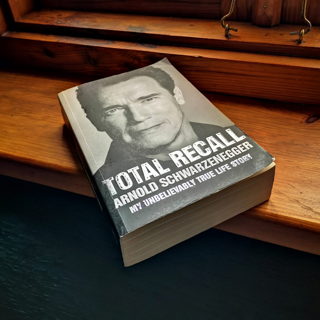Total recall - Autobiografia Schwarzeneggera
