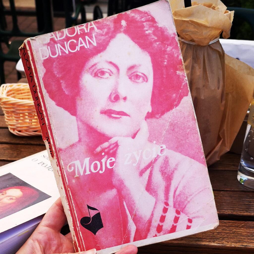 Moje życie Isadora Duncan